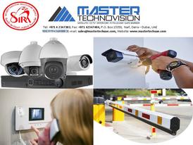 ماستر تكنو فيجن لتوريد وتركيب كاميرات المراقبه وجميع الانظمه الامنيه 4