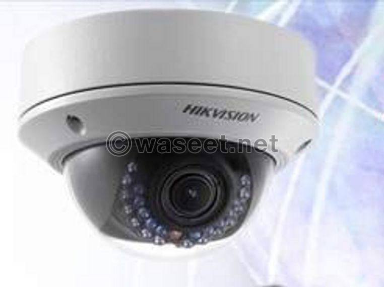 كاميرات مراقبه IP كاميرات مراقبة WI FI 0