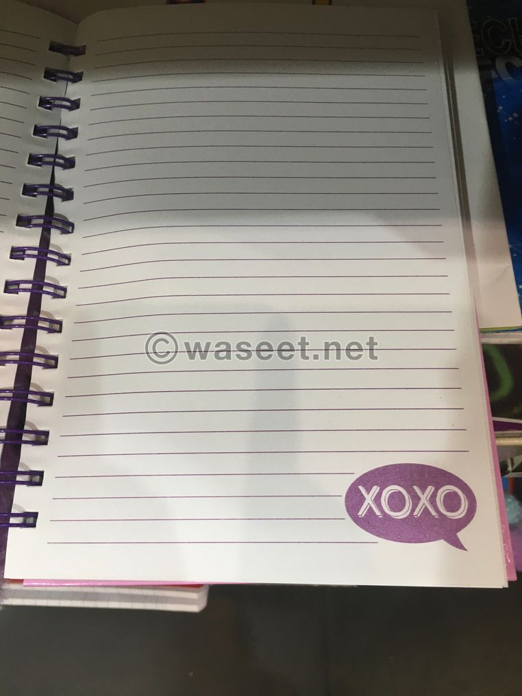 Girl note book 3