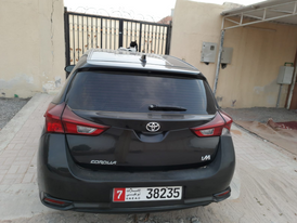 Toyota COROLLA 2017 in mint condition