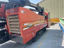 JT100 all terrain directional drill ditch witch 10