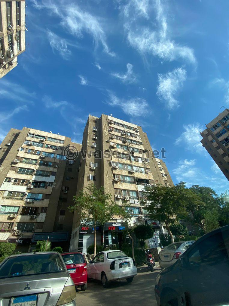 شقة بمدينة نصر للبيع 105م 9