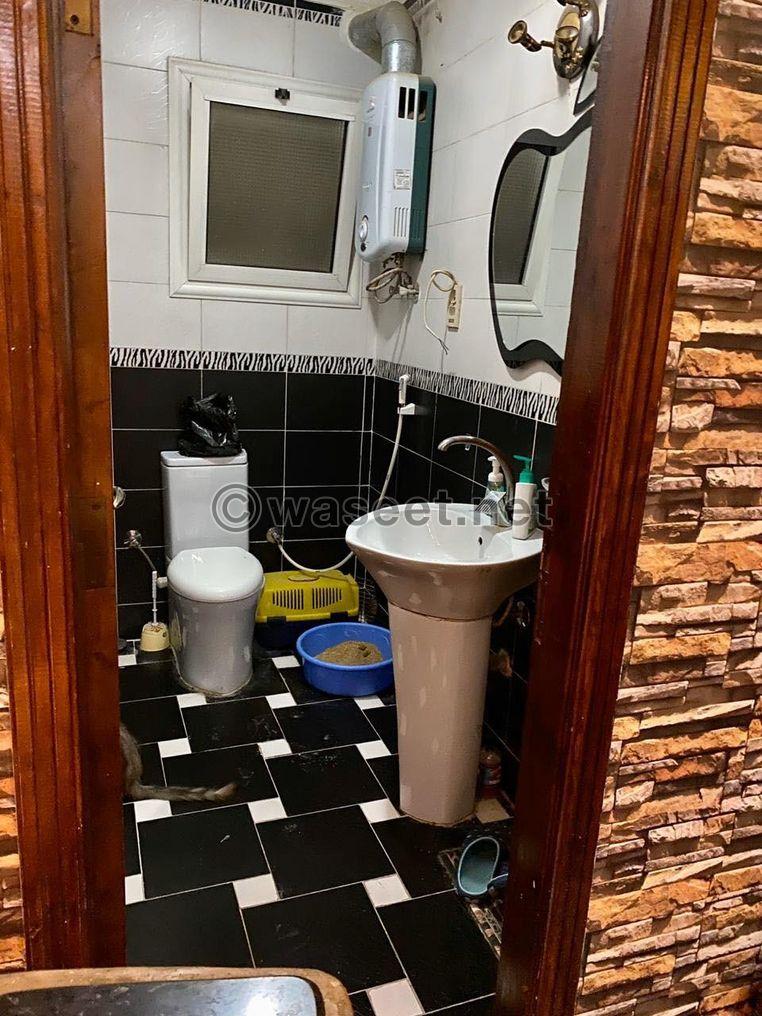 شقة تمليك متشطبة سوبر لوكس بفيصل 220م 2