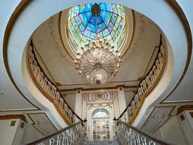 قصر فاخر بمنطقة الهرم