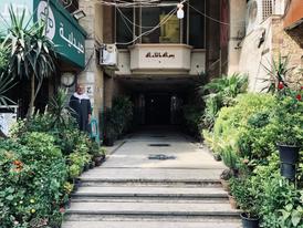 للايجار شقة في ثاني عمارة من ش الهرم مباشرا 15