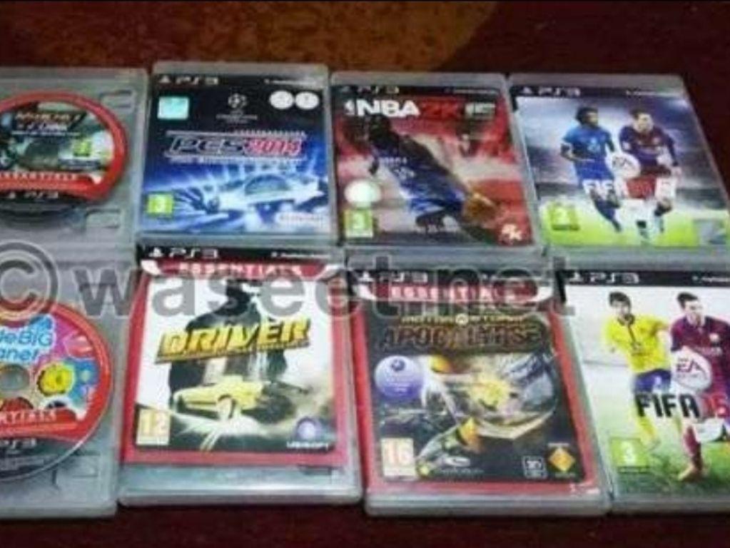 ألعاب PlayStation 3 أصلية 8