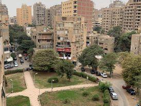 الشقة بميدان عمان 255م