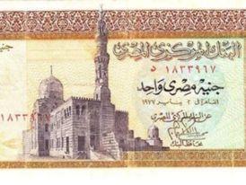 جنيه مصري سنه 1977 14