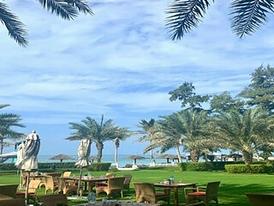 تملك بواحة الزوراء بعجمان ذو الطبيعية  الخلابة  باطلاله علي البحر المفتوح 6