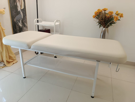 Used Massage Beds and Hair Steamer