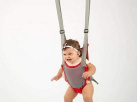 نطاطة الاطفال الي هتعلم ابنك المشي وسهولة الحركة ب 250ج 2