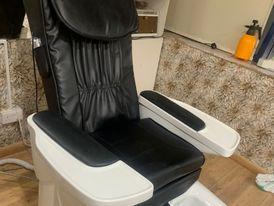 Massage chair and pedicure Sharjah Al Khan 12