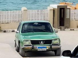بيجو504 مرور الاميريه رخصه 9شهور 1978 11