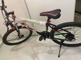 دراجة هوائية (جديدة) مقاس 26