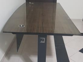 مكتب خشب ممتاز 7