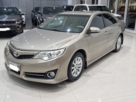 Toyota Camry GLX 2012 5
