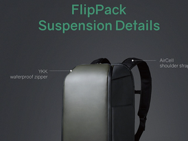 FlipPack  Antiheft and Innovative MagSystem 0