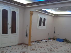 مقر ادارى للايجار على شارع محمد نجيب بــــ فيكتـــــوريا