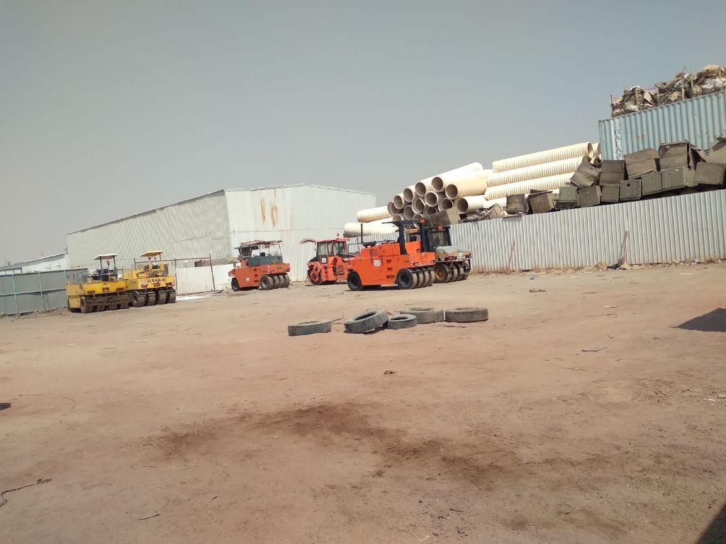 للايجار مخازن مكشوفة في ميناء عبدالله 1