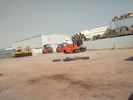 للايجار مخازن مكشوفة في ميناء عبدالله 2
