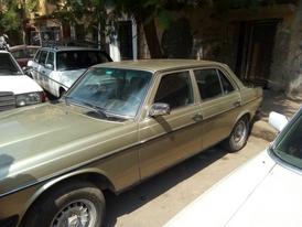 سيارة مرسيدس بنز - موديل 1984 0