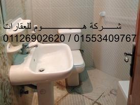 شقة للبيع بمدينة المعراج العلوى بالقرب من كارفور زهراء المعادى