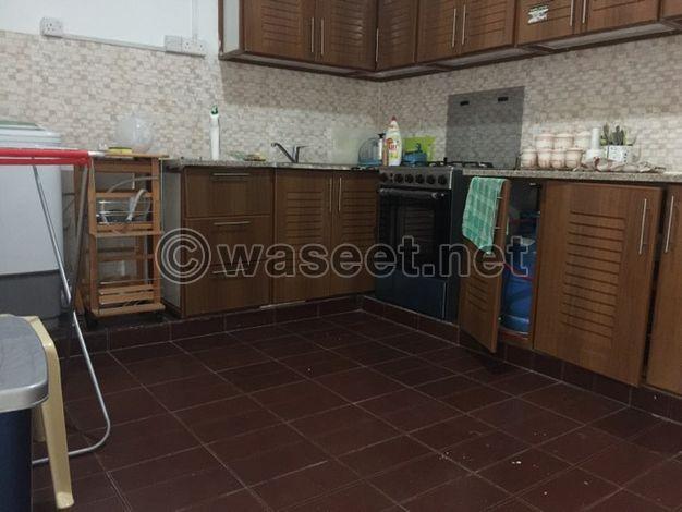 شقة للايجار مفروش بمدينة خليفة ا