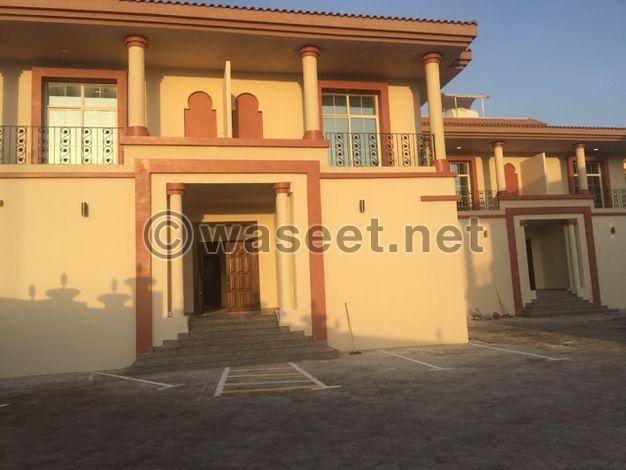 شقة لايجار بمدينة خليفة A  داخل مجمع راقى جدا