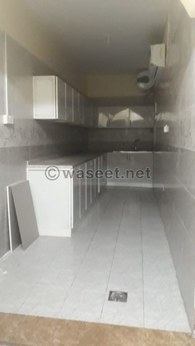 Decent 2 Bedrooms Hall and Long Kitchen in MBZ