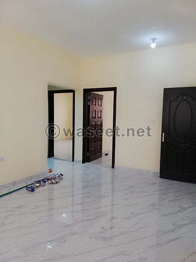 Brand New 2BHK With Terrace At Khalifa City B