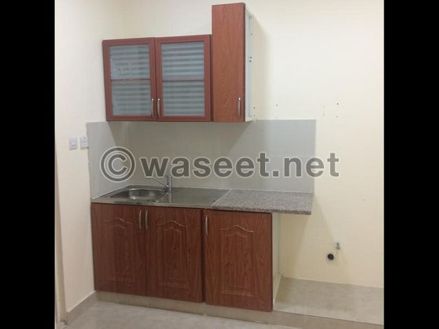 New Neat and Clean studio  APT For rent in AL shamkhah 2000 monthly