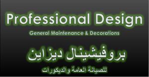 Professional Design General maintenance & Decorations6