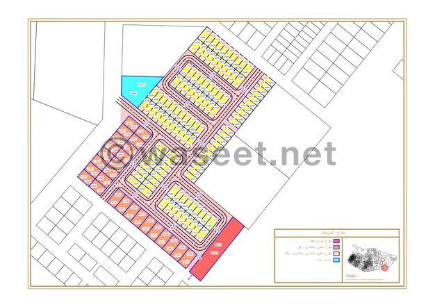 للبيع ارض سكنية بمخطط الاتحاد