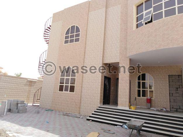 villa for rent 279 sqm in Al Ain