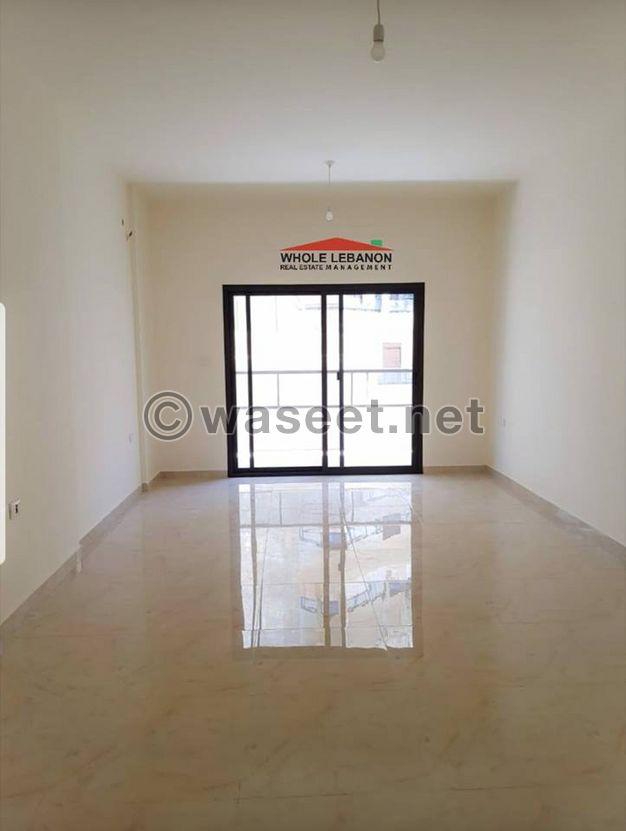 شقة جديدة للبيع في عرمون