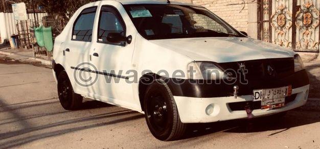 للبيع سيارة رينو لوجان 2014
