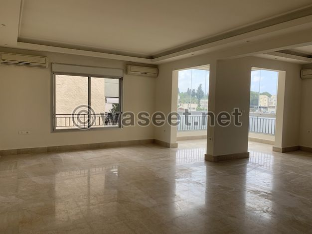 Apartment for rent 200 m in mar takla