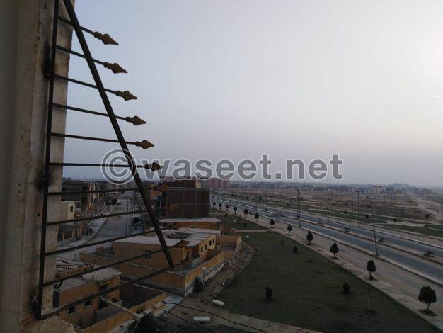 شقة بحرية بمساكن ابني بيتك بني سويف الجديدة شرق النيل