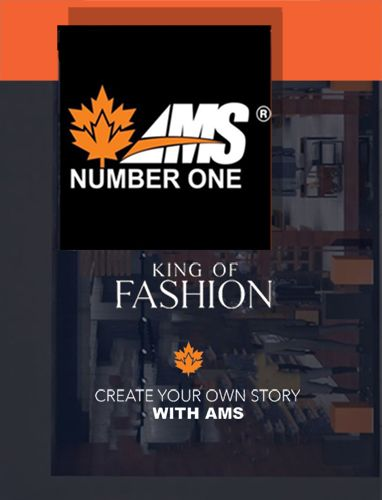 AMS for clothes and shoes