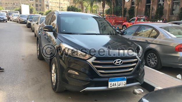 تاجير سيارة توسان 2019 في مصر