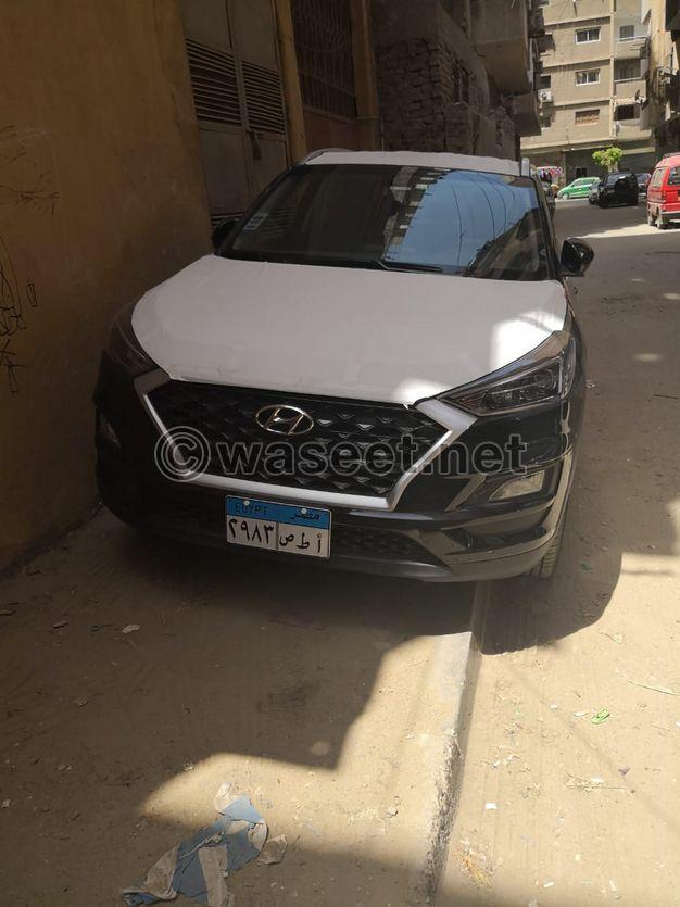 لتاجير السيارات في مصر سيارة توسان 2019