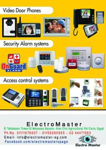 Electromasters Security Systems Co2