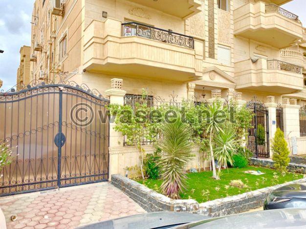 فيلا دوبلكس للبيع بالقاهرة الجديدة