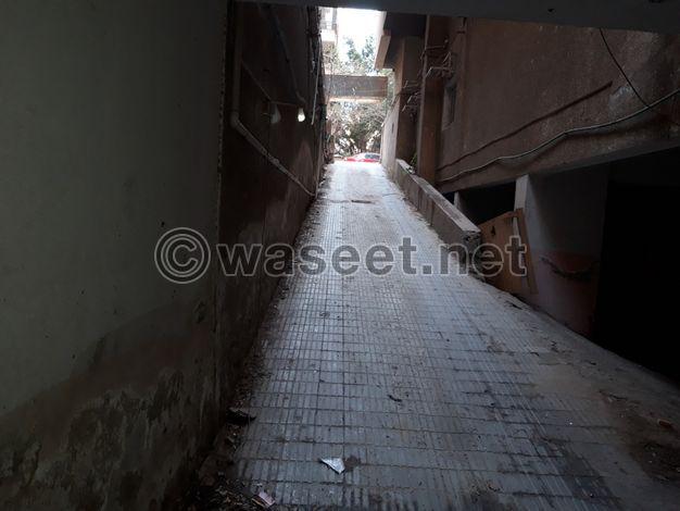 جراج للبيع بمصر الجديدة بمساحة 537 م