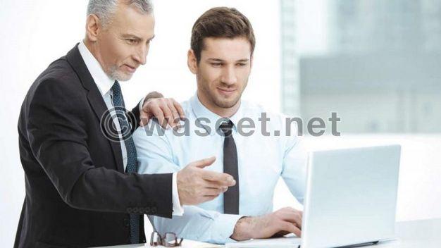 مطلوب مدير تنفيذي