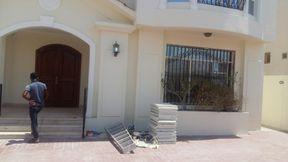 Semi Commercial villa 450 m For Rent