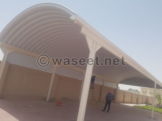 Emco for installing and designing all types of sheds