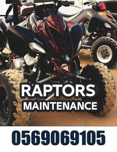 raptor repair