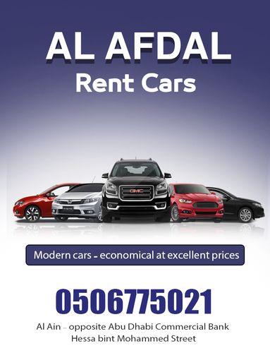 The best rent a car