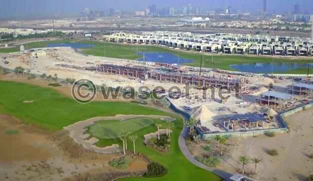 تملك شقة جاهزة على الغولف في دبي وسدد ثمنها على ثلاث سنوات